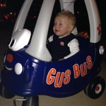 Gus Bus is loose in our neighborhood tonight http://t.co/iEyPJczFsW