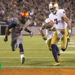#NotreDame WR @Will_Fuller7 is No.1 with a bullet. @EHansenNDI story: http://t.co/LcwVoc0ijX http://t.co/MowHda9ynw