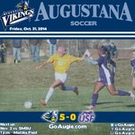 Pry got her 11th goal of the year as @AugieSoccer set a prog. record for most wins in a season w/ a victory on Fri. http://t.co/fbaqt6UGrJ