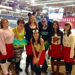 Fun at the @WHLHurricanes #Halloween Howler with @KappaPiChi! #volunteers http://t.co/SAMZvxGA8D