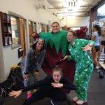 @MIZ_TrackField Pole Vaulters have Halloween Spirit!! Do you?! #TigerTough #FASTER ???? http://t.co/b96EhldKsg