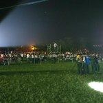 A minutos de empezar la inauguración del Camporí nacional Héroes por siempre. Sigue #Disfrutandoelcampori http://t.co/wUUXw5bbvj
