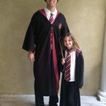 And my daughter Baylie Grace as Hermione Granger. http://t.co/Eg8T4Ty0gi