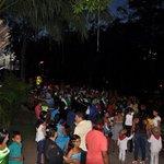 Llena de niños y niñas con sus padres se encuentra la Ronda del Sinú #Monteria @CarlosECorreaE @MariaSalleg http://t.co/ZBtVatYGxI