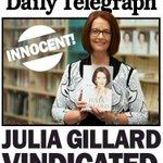 The alternative @DailyTelegraph front page on Julia Gillard you will never see, via @HeyASIO #turc #auspol http://t.co/TynP4er0l0