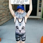 Its the last day of #BlueOctober and this @Royals costume is my favorite. #BeRoyalKC http://t.co/sEGdLR5rDv