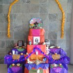 Fluvial Vallarta se une a la tradición mexicana de altar de muertos. #PuertoVallarta #DíadeMuertos http://t.co/Pmyfo7nV1d