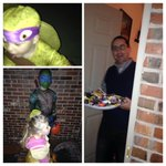 The Johnson and Rawski kids went Trick or Treating at Uncle Yassers! Happy Halloween! @UEBusiness http://t.co/6loHA4humf