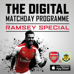 And the Burnley edition is an @Aaronramsey special – find out about all the exclusive content: http://t.co/AGMbJffCsy http://t.co/ALKMJUKUIK