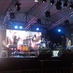 New Advance Jazz inicia su presentación #festivalgolondrinadeplata #Asivaelfestival http://t.co/cDExpqC7S8