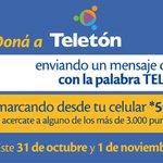 ¡Hacé RT para que todos sepan como donar a @TeletonParaguay y llegar a la meta! #PoneleCorazón ❤️ #ElCentroSomosTodos http://t.co/RmVWF4UAjO