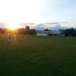 Hoy el equipo realizó práctica de fútbol para definir la nómina inicialista del próximo domingo. #SomosHuila http://t.co/URoyf1D2rP