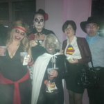 The team is here and ready for a great party from @rotarywaterloo! #SpooktacularKW http://t.co/fG3VgaKtAA