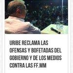 The Economist Uribe reclama las ofensas y bofetadas del Gobierno y de medios contra las FF.MM http://t.co/SMl8vBuI5q http://t.co/0qPERCh9En