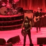 "The @foofighters in Kiss mode for Halloween, take @TheRyman stage with ""All My Life"" http://t.co/brvmsrLgxU"