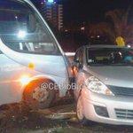 Concepción, colisión de vehículo y taxibus Carrera / Lautaro tres lesionados via @jluciano09 #cat8 http://t.co/Hfbg7lriEc