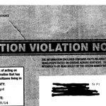 This McConnell mailer is disgusting & a blatant voter suppression & voter intimidation tactic. http://t.co/Daym4K9sNc