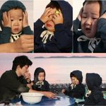 Dae Han, Min Guk, and Man Se get scared of live shrimp in preview cuts for Superman Is Back http://t.co/sbDC2ZyXL0 http://t.co/n5EzBU4Zf1