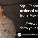 #USMC Sgt. Andrew #Tahmooressi, the #MarineHeldInMexico, has been released from jail: http://t.co/s0K7oFU1d6 http://t.co/toC5FEU7WA