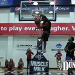 (VIDEO) Myree Reemix Bowden brings the backboard down with an elbow dunk! http://t.co/c5GOEB6dVI http://t.co/pdBHaA7rWt