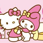 きょうは、キティちゃんのおたんじょうび だよ♪ キティちゃん おめでとう♪ これからも なかよくしてね♡ みんなも いっしょに おいわいしてね♪ http://t.co/9mQRkkYo7I