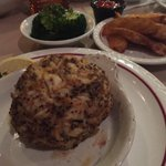 Crab cakes and football! And also some of todays coverage of #NotreDame and Navy. http://t.co/l22S7BwHnl http://t.co/yMKxypfMog
