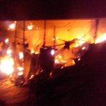 Incendio en Cuernavaca: cuando los humildes pierden todo, como doña Reyna y don Macario, infinita tristeza nos invade http://t.co/c1arAlOQjh