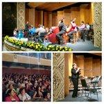Inicia gran #concierto de #otoño de OSIJUT en Teatro Isauro Martínez. @mrikelme @CabildoTor @AyuntTorreon @RuthYsais http://t.co/6DqySjot5g
