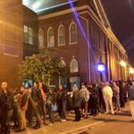 People in line for @foofighters concert @TheRyman http://t.co/N1a5uLaPqG