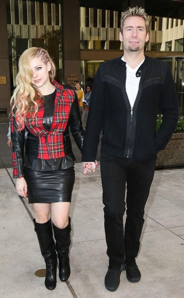 Are Avril Lavigne & Chad Kroeger headed for a split?!