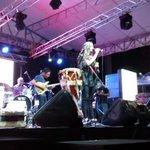 La agrupación #AguaEYuyo nos deleita con su magnifica presentación. #festivalgolondrinadeplata http://t.co/2ZyiIRZ6Jd