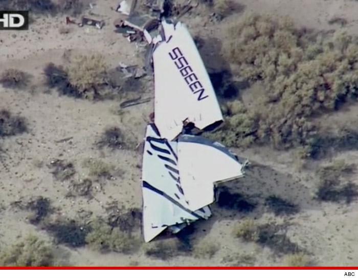 Virgin Galactic spaceship EXPLODES... pilot dead