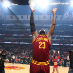 Cleveland wins 1st game of year. LeBron James leads all scorers w/ 36 points to lead Cavs over Bulls in OT, 114-108. http://t.co/dujye6M8P4
