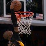MUST WATCH -- Kobe Bryant blows by Matt Barnes to throw down a ferocious reverse dunk: http://t.co/bba2ZvOnu4 #NBA http://t.co/9viftOyRqu