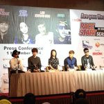 """""""Thank you for loving us!"""" - from the #RunningMan members to you! #RaceStartMy http://t.co/fkuYjRUnCq"""