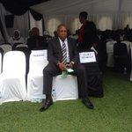 Bafana Bafana coach Shakes Mashaba arrives at Moses Mabhida stadium #MeyiwaFuneral #sabcnews http://t.co/nqIPO6GaQm