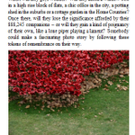 Please RT to find out where al the #TowerOfLondon poppies will go: http://t.co/PYciJ6tqn8
