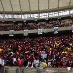 #FinalFarewell #SenzoMeyiwa fans gather ahead of funeral service #RIPSenzoMeyiwa http://t.co/Sh2BPQP24y