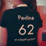 V Hájedničce je nás 62 holek. Proto to číslo na tričkách #HolkyzHajednicky na #mktfest. #HolkyzMarketingu http://t.co/wftyE4ERWW