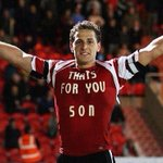 3 years ago today I witnessed @billysharp10 score the goal from heaven, never forgot that day or Luey #drfc http://t.co/txuP77XgiR