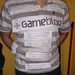 Pour Halloween, je me suis déguisé en Gameblog : http://t.co/OwD3cQLgVq