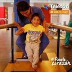 En instantes en @TeletonParaguay vamos ! #PoneleCorazon @josema_8c @maxi_8corazones @LaFiesteraMusic @rubengaonaLaFM http://t.co/NTjooDT4Ts