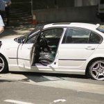 Police fired two rounds of gas into a cars windscreen to end a chase through Sydney http://t.co/hEJAtMmWuK http://t.co/BOpmcdneSh