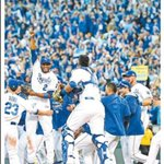 Our last #Royals special section commemorates their sweet season. Heres the cover designed by @drgooch41. http://t.co/d3ny8kvWNq