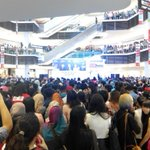 We are here at Paradigm mall for the fansigning. #RaceStartMY http://t.co/XKWQJ8WmlL