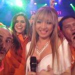 Selfie con Marilina y toda la #selección2014 #PoneleCorazon http://t.co/dmmpe32Bru