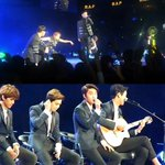 """""""Music Bank in Mexico"""" Forced to Pause Recording Due to Fans Throwing Undergarments on Stage http://t.co/VKO6xcTbvz http://t.co/PCSnoc6MH7"""