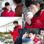 Bean Pole Outdoor releases Kim Soo Hyuns winter CF, making film, and behind-cuts http://t.co/rCtVoRUOWw http://t.co/iQSwKfnNvl
