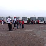 Buses have brought supporters from different parts of Gauteng #MeyiwaFuneral #SABCNews http://t.co/8vDe5ZqTvK