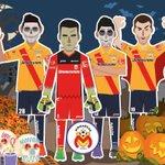 Reviven los #ToonsMonarcas en noche de #Halloween @FuerzaMonarca 2 vs. @Rayados 1. http://t.co/OSTLXhsXKM